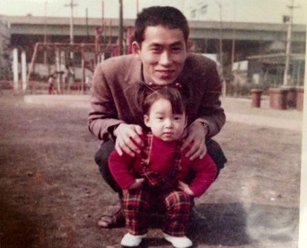お父さんと私