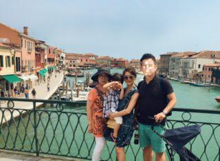 ベネチア ムラーノ島