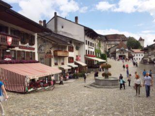 チーズの村、グリュイエール
