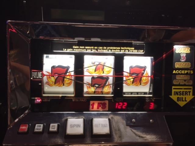 ジュネーブでカジノ