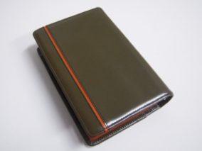 左利き用システム手帳