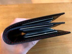 カードケース厚み