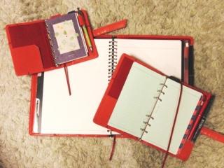 システム手帳 3サイズ