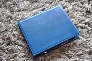 A5システム手帳 ブルー