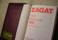レストランガイドZAGAT2008