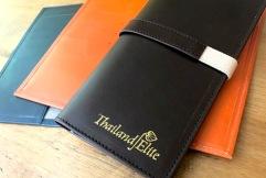 革のカードケース Thailand Elite